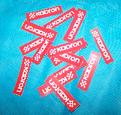 Kadron Reproduction Sticker