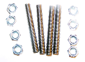 Carburetor Mounting Stud and Nut Kit
