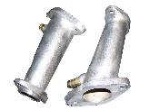 Single Port Kadron Intake Manifolds, Aluminum