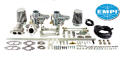 DUAL PORT TYPE 1 EMPI EPC 34 DUAL CARBURETOR KIT
