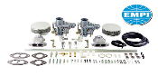DUAL PORT TYPE 3 EMPI EPC 34 DUAL CARBURETOR KIT