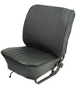 '65-'67 Front & Rear EZ-Installation Seat Cover Kit