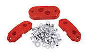 3-Piece Urethane Trans Mount Kit