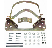 Solid Mount Trans Strap Kit