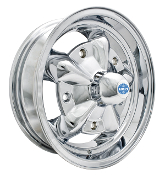 EMPI Torque Star 5x205 Chrome Wheel
