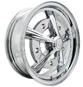 EMPI Raider 5x205 Chrome Wheel