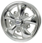 EMPI 5-Spoke Wheel 5x205 Polished