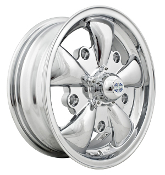 EMPI 5-Spoke Wheel 5x205 Chrome