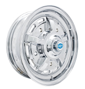 EMPI Sprintstar 5X205 Wheel Chrome