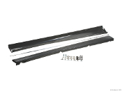 H.D. Running Boards -  Stock