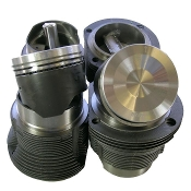 Pistons, Cylinders, Rods, and Related