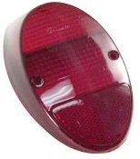 '62 to '67 Bug Tail Light Lens