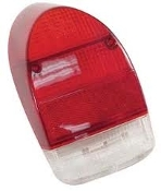 '71 to '72 Tail Light Lens (left)