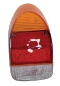 71-72 Tail Light Lens Euro (left)