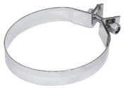 Alternator/Generator Strap  - Chrome