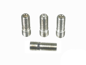 "Wheel Studs, 14mm x 1/2""-20, Set of 4"