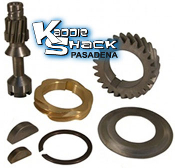7-Piece Crankshaft Installation Gear Kit
