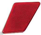 '70 to '72 Bug Tail Light Reflector, Right