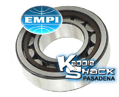 EMPI Wheel Bearing, Rear Outer, IRS Type 1 & 3