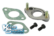 30/31 to 34 Carburetor Adapter for Dual Port Motors
