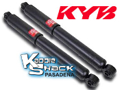 "KYB ""soft ride"" Gas Shock, Type 1 LP Front, All Type 1 Rear"
