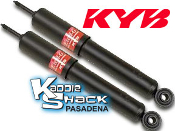 "KYB ""soft ride"" Shock Absorber, Ball Joint Type 1 Front"