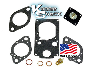 Basic Kadron Solex H40/44EIS Carburetor Rebuild Kit