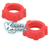 "Urethane Knobby Spring Plate Bushings, pair 1-7/8"" - See Chart"