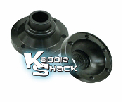 930 CV Conversion Flanges For Type 1 Trans, Pair, Forged