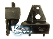 Rear Trans Mount, '73 and Later Type 1, Right Side