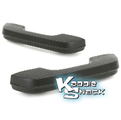 Armrests for Driver/Passenger Door Panels, Fits '73 & Up, Pair
