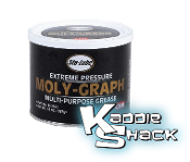 Moly-Graph Extreme Pressure Lithium Grease, Can