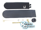 Accelerator Pedal Rebuild Kit, Type 1 '67 & Up