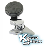 Vent Wing Lock With Knob, '68 & Up Type 1 and 2, Left