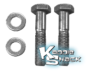 Steering Box Mounting Bolts and Washers Kit