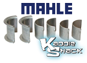 Camshaft Bearings, Double Thrust, Mahle