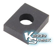 Body Mounting Rubber Pad For Rear Shock Tower 10mm
