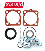 SABO Rear Wheel Bearing Seal Kit, Swing Axle
