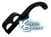 Full Flow Hose Bracket For #8 Cobra™ Oil Hose