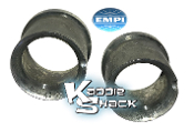 EMPI 30mm Venturis for EMPI 40K or Solex H40/44EIS