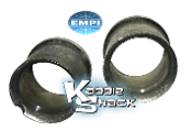 EMPI 32mm Venturis for EMPI 40K or Solex H40/44EIS