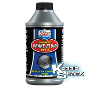 Lucas DOT 3 Synthetic Brake Fluid, 12 fl oz
