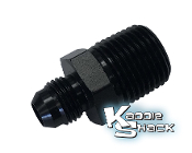 "#6 Cobra™ Fuel Hose Adapter, 1/2"" MPT Fitting"
