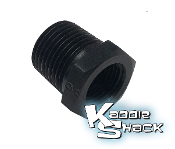 "Cobra™ 1/2"" MPT to 3/8"" FPT Reducer Fitting"