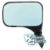 "EMPI Mini Sprint ""Baby Tornado"" Style Mirror, Left, ea"
