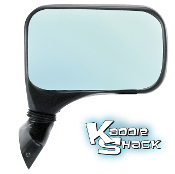 "EMPI Mini Sprint ""Baby Tornado"" Style Mirror, Right, ea"