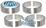 Clevite Rod Bearings Set, CHEVY JOURNAL, Type 1 Engine, Set/4