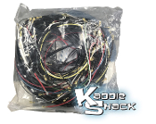 Complete Wiring Harness, Fits '61 Std Bug, Hardtop or Sunroof