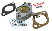 Kadron GENUINE Factory 40mm Throttle Body, Brosol H40/44EIS