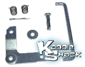 Accelerator Pedal Rebuild Kit, '67 & Earlier Bus